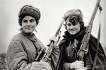 Ukrainian women of Sydir Kovpak